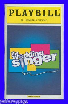 The Wedding Singer- Tour, Orlando