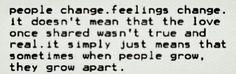 Changing....