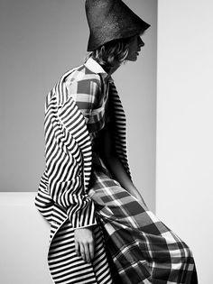At Ease / Vogue China 2016