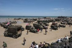 images of d day beaches
