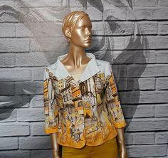 Summer jacket Betty Barclay lightweight jacket novelty
