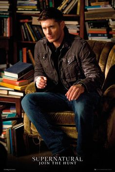 Supernatural Dean - Official Poster
