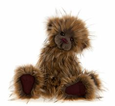 Dell by Heather Lyell from the 2017 Charlie Bears Collection