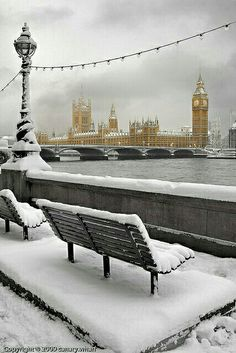Beautiful Winters scene