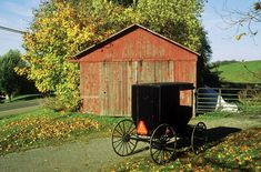ohio scenic attractions | Amish Country Byway (Ohio) : Seven Sensational Scenic Drives for ...