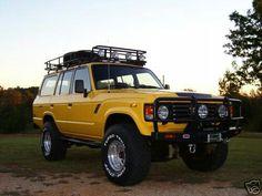 Yellow Fj60