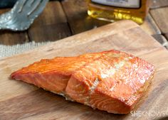 3 Plank-grilled salmon recipes