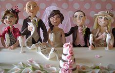 cake on a cake!