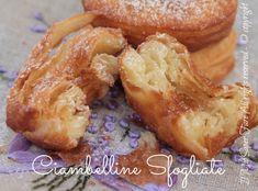 La ciambella sfogliata o cronut è un favoloso incrocio tra il croissant e una ciambella (donut). Gli americani sanno tutte ;) http://blog.giallozafferano.it/loti64/ciambella-sfogliata-ricetta-cronut/ #cronut #ciambelle #giallozafferano