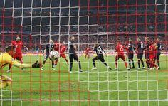 FC Bayern München 2 - 1 Atlético de Madrid. (global: 2 - 3) UEFA Champions League 2016.