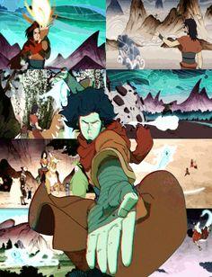 Legend of Korra: Avatar Wan