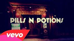 Nicki Minaj - Pills N Potions (Lyric Video); A creative love song :)