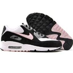 huge selection of 76783 053c7 Nike Womens Air Max 90 (white   pink ice   white   black) 312052-163 -   134.99