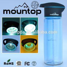 Fľaša na vodu filtruje súpravu na prežitie vonku