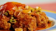 Hainanese Pork Chops | food for life tv | Video Recipes, Local Dishes, Kitchen Hacks
