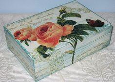 Romantic Roses Box   Flickr - Photo Sharing!