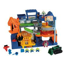 "Fisher-Price Imaginext Tri-County Landfill - Toy Story 3 - Fisher-Price - Toys ""R"" Us"