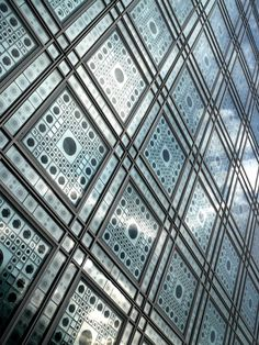 Arab Institute by Jean Nouvel