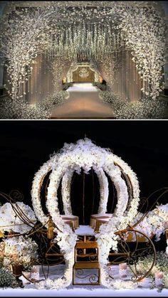 Wedding Goals, Wedding Themes, Wedding Planning, Dream Wedding, Wedding Decorations, Wedding Day, Winter Decorations, Magical Wedding, Wedding Designs