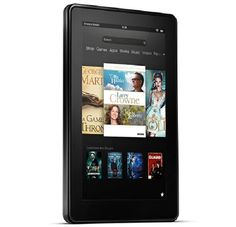 Amazon Launches The New Kindle Fire In the UK