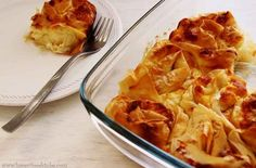 Banitsa | This is a traditional Bulgarian food. This dish can be eaten hot or cold, any time of the day, even for breakfast! @happyfoodstube