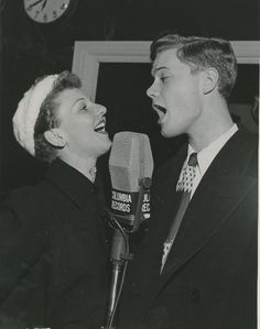 mary martin and larry hagman | Mary Martin and Larry Hagman Gallery-PERMANENT Exhibition