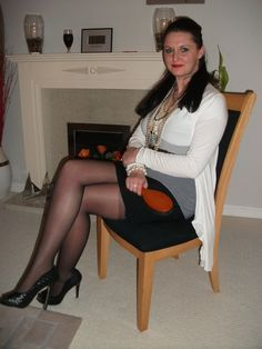 Matures, Pantyhose And Nylon