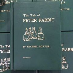 Tales Of Beatrix Potter, Peter Rabbit, Literature, Personalized Items, Twitter, Literatura