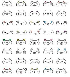 How to Draw: Kawaii on Pinterest | Kawaii, Keyboard Keys ...