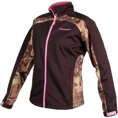 King River women's soft shell jacket.  I want.
