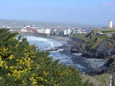 Castlebar - County Mayo - Lahinch, Dromoland, Cong