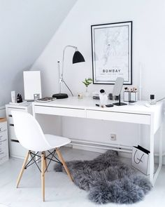 #espace de #travail #bureau #desk #homeoffice #mumpreneur #workingspace #working #woman