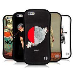 OFFICIAL FRANK MOTH RETROPOP HYBRID CASE FOR APPLE iPHONES PHONES | eBay