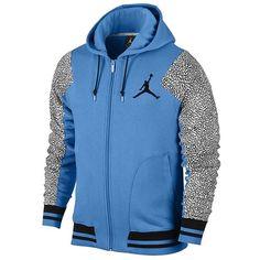 Jordan Varsity Ele Full Zip Jacket - Men's
