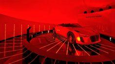 Audi Sphere Kopenhagen | KMS BLACKSPACE : Brand Experience