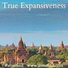 #atruefind is about true expansiveness: awareness, respect, and interest in the world and the cultures around us. #green #global #good