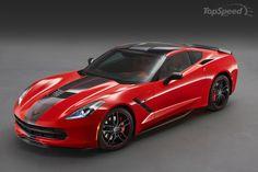 2015 Chevrolet Corvette Stingray Pacific Design Package