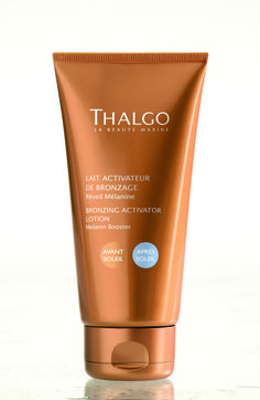 THALGO Sonne: Bräunungs-Aktivator  Melanin-Booster zur Vorbereitung und Intensivierung der Bräune von Gesicht und Körper