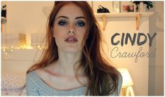 Amazing Cindy Crawford Inspired Makeup Tutorial | MsRosieBea