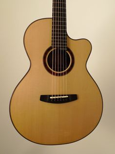 2006 Blanchard Sugar Pine -  Acoustic Guitar - Carpathian Spruce Top