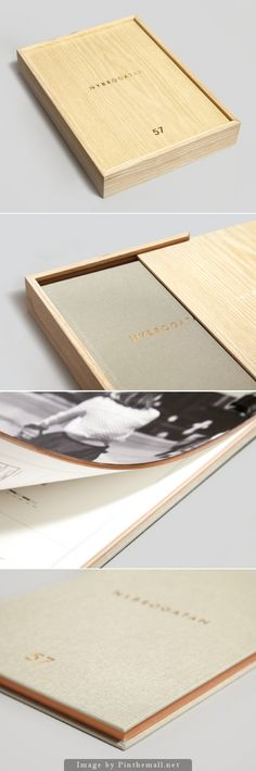 Nybrogatan book – Client: Oscar Properties Designer: Saturday Year: 2012 Kind: Books Promotional pieces Size: Box: 300mm x 220mm x 20mm Book: 297mm x 210mm