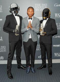 Pharrell Williams suit