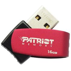 Introducing Patriot Direct Axle 16 GB Flash Drive PSF16GAUSB. Great product and follow us for more updates!