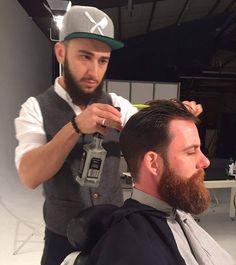 Here is a perfect example of a well-shaped beard, courtesy of master barber Tarik Ari. Tarik's Instagram: https://www.instagram.com/tarikbiene/