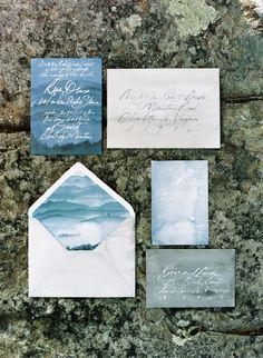 Julie Song Ink - Blue Ridge Mountains Wedding - Invitation Suite.jpg