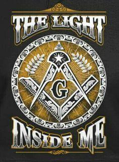 Freemasonry - The Light is inside me