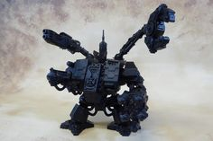 Marc Is Building A Techmarine Dreadnought For Dreadtober Full Of Awesome Character