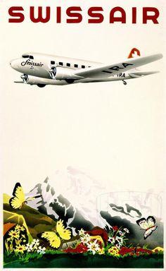 Swissair. Now SWISS!