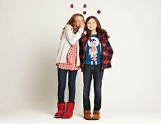 two tween girls