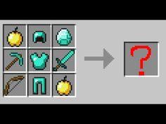 ✔ 101 Crazy Minecraft Crafting Ideas ✔ - YouTube